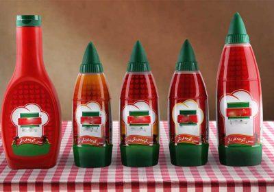 طرح توجیهی کارآفرینی سس گوجه فرنگی