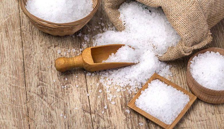طرح فرآوری نمک طعام